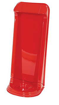 Classic Fire Extinguisher Stand - 1 Extinguisher