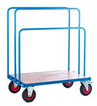 Fort Platform Truck  Adjustable Board Trolley  Plywood Board  1200 X 600