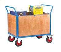 Fort Platform Truck  Plywood Board  4 Board Sides  1200 X 800