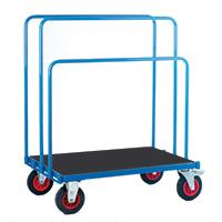 Fort Platform Truck  Adjustable Board Trolley  Phenolic Board  1200 X 800