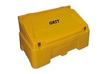 Heavy Duty Grit Bins - Grit Bins c/w Salt - 400 Litres