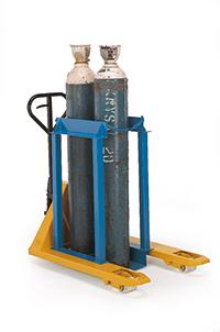 Cylinder Pallet Cage - 555 X 480 X 1010