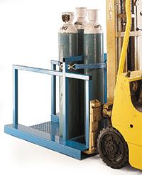 Cylinder Pallet Cage - 1200 X 1050 X 995