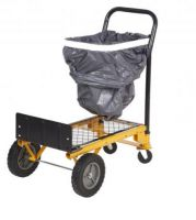 Three Position Truck with Bag Holder