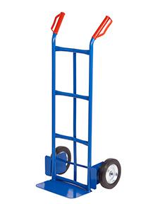 Steel Sack Truck - Cushion Wheels
