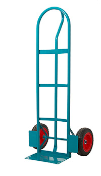 Apollo Steel Sack Truck - Reach Compliant Wheels -  P Handle
