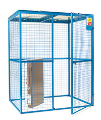 Lock Up Security Cage - 2700W