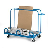 D.I.Y Trolley - 250kg Load Capacity