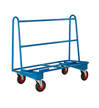 Heavy Duty Board Trolley - 200Mm Wheels - 500Kg