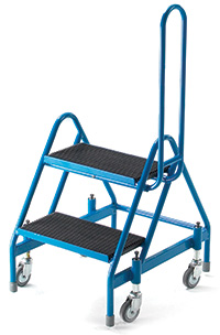 Fort Weight Reactive Steps -  2 Step With Handle - Certified to BS EN 131 Professional