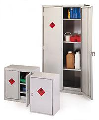 General Storage Cabinets - GSC Range - 915W X 483D X 1830H