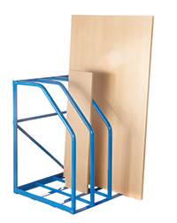 Vertical Sheet Rack - 3 Section