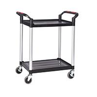 Proplaz  Shelf Trolley - 2 Shelf 750L