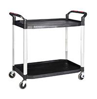 Proplaz  Shelf Trolley - 2 Shelf 990L