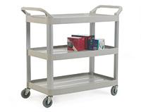 3 Shelf Trolley - Grey
