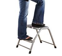 Steel Step-ups - 2 Treads