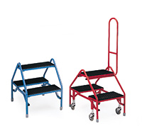 Fort Double Sided Steps Static Double 2 Step - No Handle