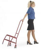 Fort Mobile Step - Tilt and Pull Tilt N Pull Step - Red