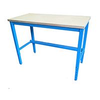 Height Adjustable Medium Duty Workbenches - JAS