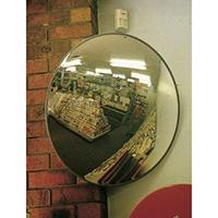 Interior Convex Acrylic Mirror 450mm  Dia