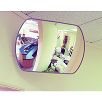 Interior Convex Acrylic Mirror 400 x 600mm