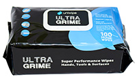 Uniwipe Ultra Grime Pack of 100 Wipes