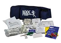 Sports Kits - Bumbag Sports First Aid Kit - 66 pcs