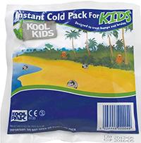 Kool Kids Instant Cold Pack 15 X 15 Cm Pk 80