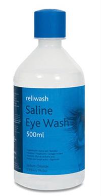Eyewash 500 Ml Bottle