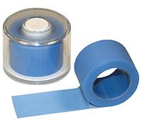 Blue Washproof Tape 2.5 X 5 M Pk 12