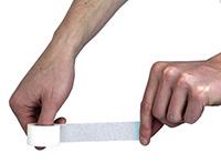 Microporous Tape 1.25 X 5 M Pk 24