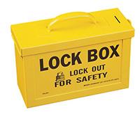 Yellow Group  Lock Box