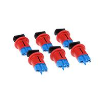 Miniature Circuit Breaker Lockin - Pin in standard  pk of 6