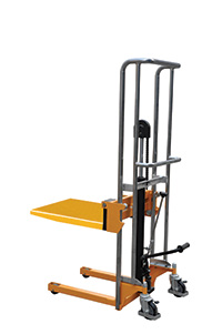 Hydraulic Lifters with Fork Platform