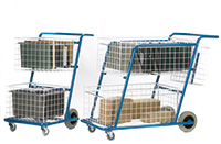 Mail Distribution Trolleys - Large