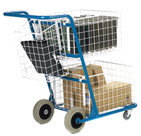 Mail Distribution Trolleys - Medium
