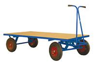 Hand Drawn Truck - 2000 X 1000 - 400Mm Cushion