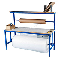 Packing Workbench with 18mm MDF Top - 1200mm Wide