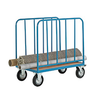 Platform Truck - 2 Tubular Bar Sides