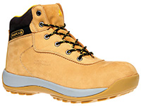 Safety Boots - Size 6  Honey