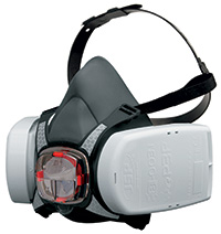 Force 8 Half Mask   P3 Filter