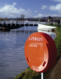 Front Cover for Housing to Fit 30  Lifebuoy
