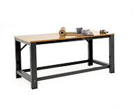 Heavy Duty Modular Workbenches Extension - Plywood - 2000 X 1500