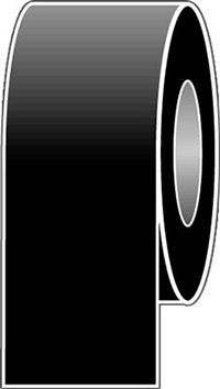 150mmx33m Black Pipeline Tape