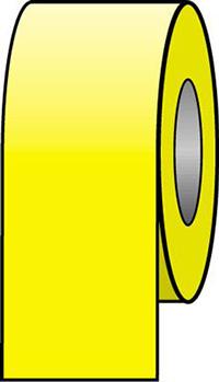 100mmx33m Primrose Pipeline Tape