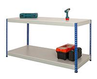 Rivet Workbench - Full Undershelf 915mm wide