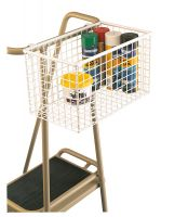 Hook-on Wire Basket to suit Steptek Classic Colour Range