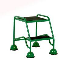 Steptek Classic Plus Colour- No/Single Handrail - 2 Tread
