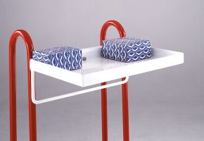 Hook-on Tray to suit Steptek Classic Colour Range