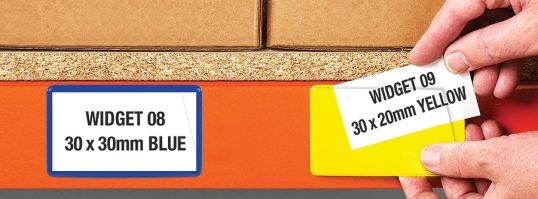 Ticket Pouches - Self-Adhesive - H.30 x W.100mm - Pack of 100 - Colours